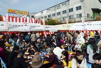 本社イベント 創業祭